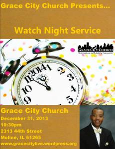 Watch Night Service