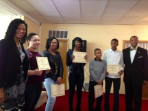 Celebrating our young people for completing the African American History Competition during Black History Month!