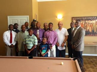 The Men of Grace City Church!
