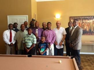 The Men of Grace City Church!