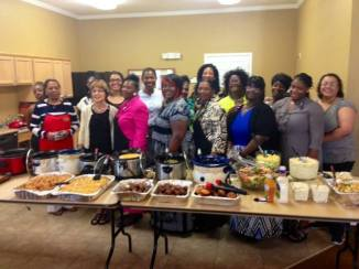 The Women of Grace City Church!