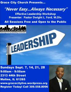 Effective Leadership Workshop
