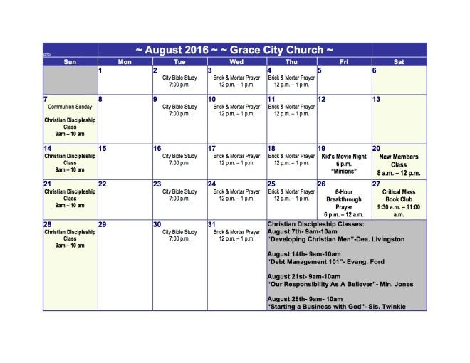 August 2016, Calendar, GCC (Autosaved)