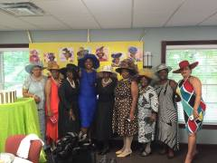 Grace City Church Annual Tea Party!