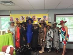 Grace City Church Annual Tea Party!