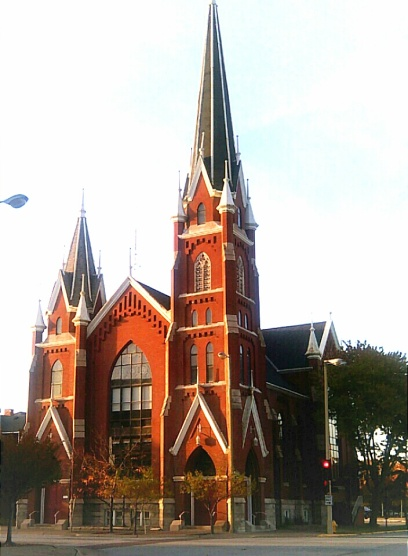 Grace City Church, New Location!