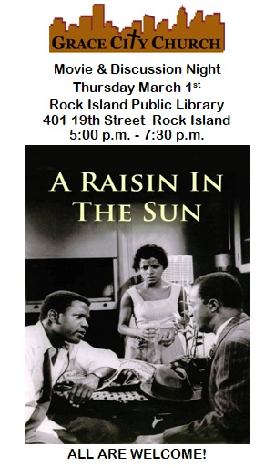A Raisin In The Sun Movie Flyer