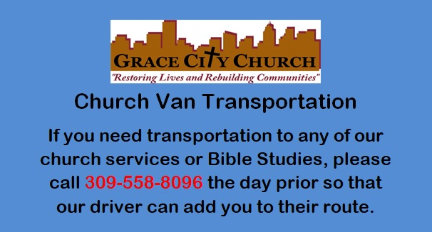 Van Transportation Flyer