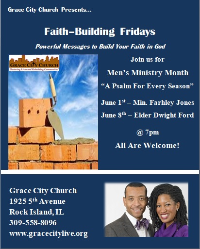 June Faith Building Fridays