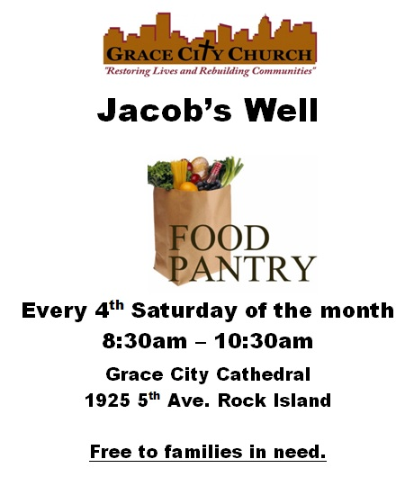 Jacob's Well Food Pantry