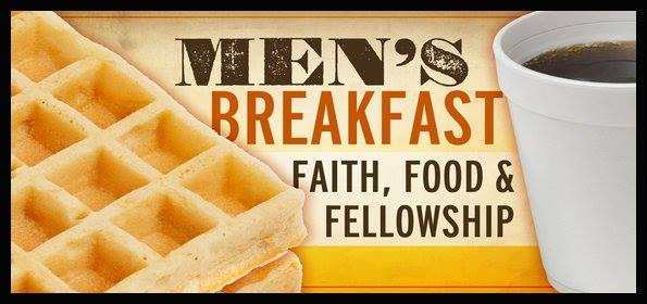 Men Fellowship Breakfast Pic