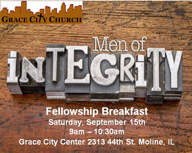 Men Fellowship Breakfast - September