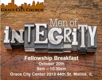 Men Fellowship - Oct.