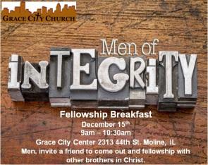 Men's Fellowship - December