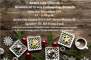 Women's Fellowship - December