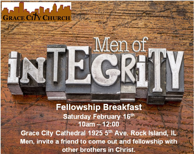 Men's Fellowship - February