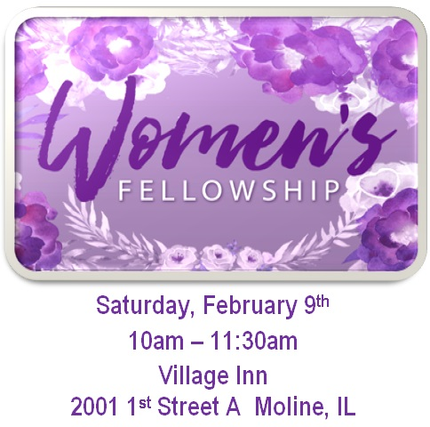 Women's Fellowship - Feb.